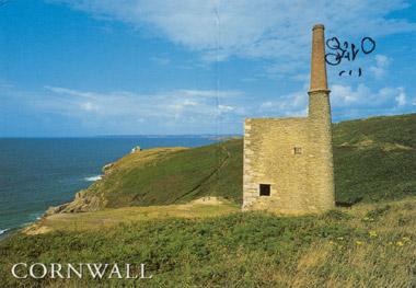 Cycling Up Cornwall