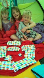 We had two birthdays in Holland: Jack had his third birthday in Egmond aan Zee...